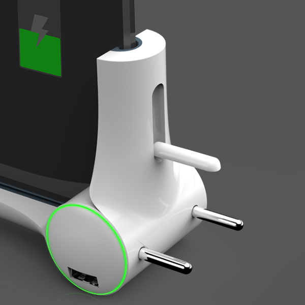 Mobile Charger Design 4 by Keon Designs