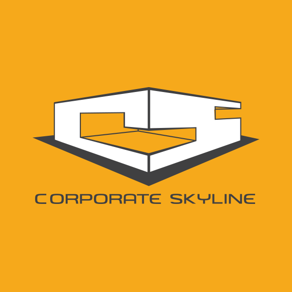 Corporate Skyline Logo Design 2 by Keon Designs