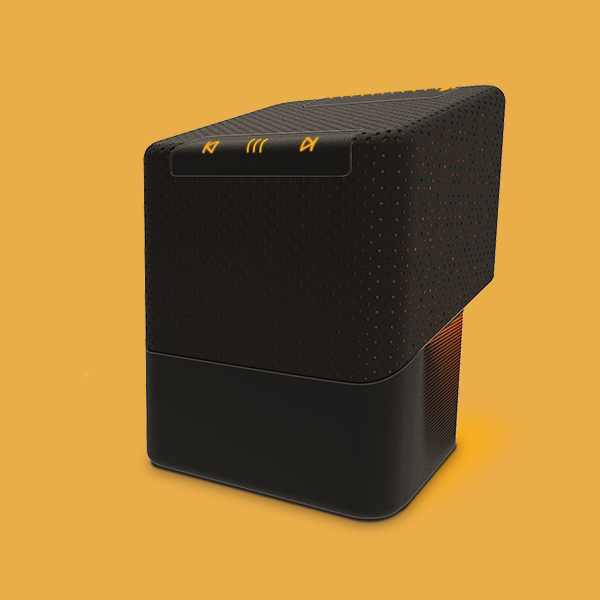 Speaker Design 1 by Keon Designs