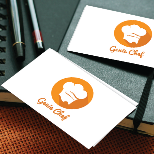 Giene Chef Logo Design 1 by Keon Designs