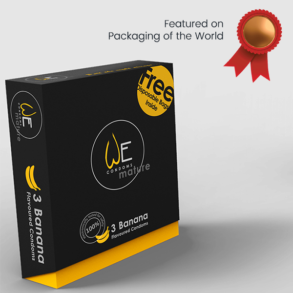 Condom Packaging Mature 1 by Keon Designs