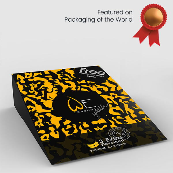 Condom Packaging Mature 4 by Keon Designs